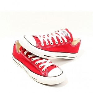 Tenisi All Star Converse rosu