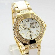 Guess  Montre GM14 Gold - ceas de dama