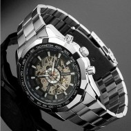 Winner & Sewor Skeleton Automatic - ceas de barbati