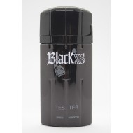 Parfum Tester Paco Rabanne XS Black for men 100 ml