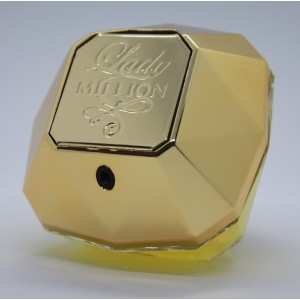 Parfum Tester Paco Rabanne Lady Million (80ml) - Dama