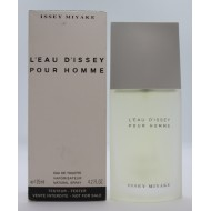 Parfum Tester Issey Miyake L'Eau D'Issey Pour Homme EDT (125 ml) pentru barbati