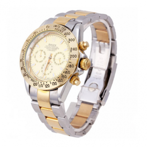 Ceas Rolex Daytona Gold and Silver Automatic
