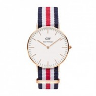 Ceas Daniel Wellington Military Sport, curea nailon