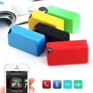 Boxa portabila X3 Jambox Style MINI Bluetooth USB, SD card