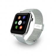 Smartwatch A9 silver metalic